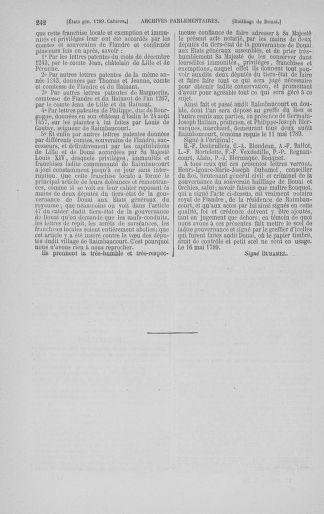 Tome 3 : 1789 – États généraux. Cahiers des sénéchaussées et baillages [Colmar et Schelestadt - Metz] - page 242