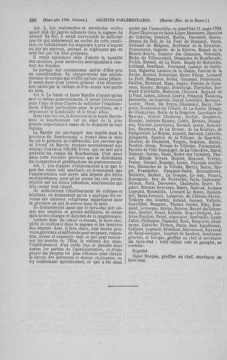 Tome 3 : 1789 – États généraux. Cahiers des sénéchaussées et baillages [Colmar et Schelestadt - Metz] - page 686