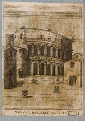 Theatri Marcelli vestigia