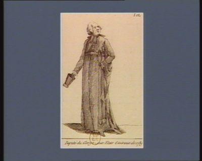 Député du Clergé, aux Etats généraux de 1789 [estampe]