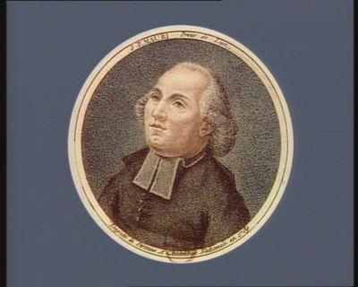 J.F. Mauri prieur de Lion député de Peronne <em>à</em> l'Assemblée nationale en 1789 : [estampe]