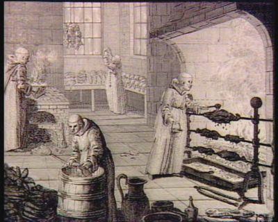 Pour fournir a votre bombance, Laboureurs, Artisans, vivent dans l'indigence et sont comme forçats au travail attachés ; c'est le peuple ma foi qui fait la pénitence, De vos vices et de vos péchés [estampe]