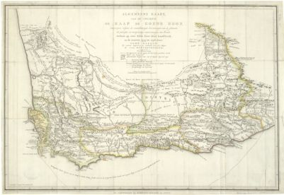 Cape of Good Hope | Maps of Africa: An Online Exhibit - Spotlight at ...