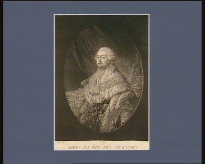 Louis XVI Roi des Français [estampe]