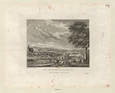 Sieg bei Fleurus den 26ten Iuny 1794 [estampe]