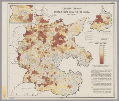 Maps Of Germany Office Of Strategic Services Maps Spotlight At
