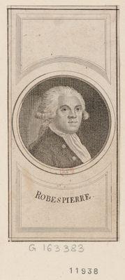 Robespierre [estampe]