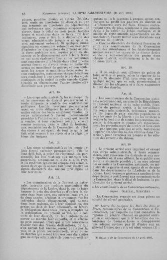 Tome 62 : Du 13 au 19 avril 1793 - page 16