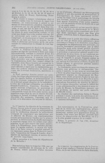 Tome 62 : Du 13 au 19 avril 1793 - page 204