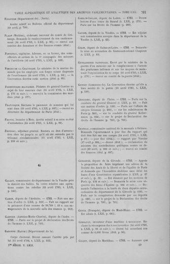 Tome 62 : Du 13 au 19 avril 1793 - page 761