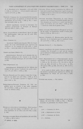 Tome 62 : Du 13 au 19 avril 1793 - page 769