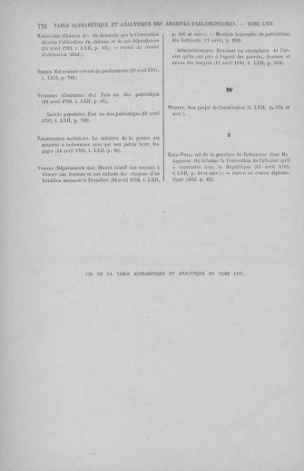 Tome 62 : Du 13 au 19 avril 1793 - page 776