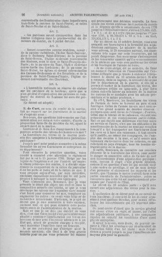 Tome 30 : Du 28 août au 17 septembre 1791 - page 26