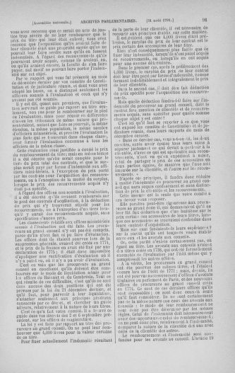 Tome 30 : Du 28 août au 17 septembre 1791 - page 91