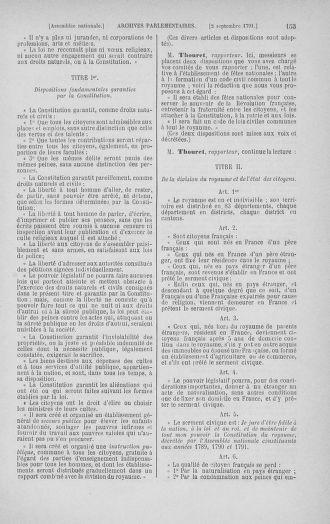 Tome 30 : Du 28 août au 17 septembre 1791 - page 153