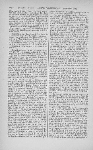 Tome 30 : Du 28 août au 17 septembre 1791 - page 202