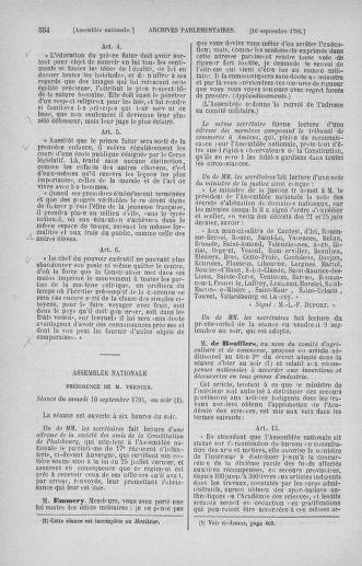 Tome 30 : Du 28 août au 17 septembre 1791 - page 554