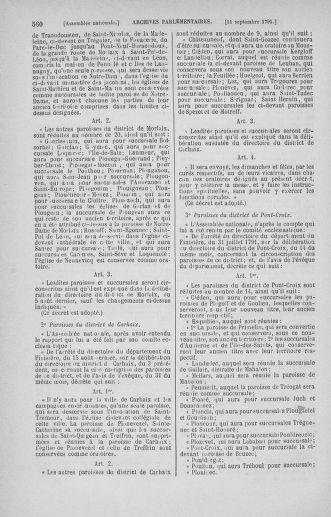 Tome 30 : Du 28 août au 17 septembre 1791 - page 560