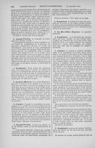 Tome 30 : Du 28 août au 17 septembre 1791 - page 608