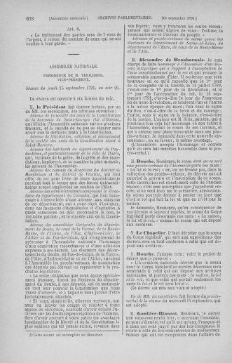 Tome 30 : Du 28 août au 17 septembre 1791 - page 678