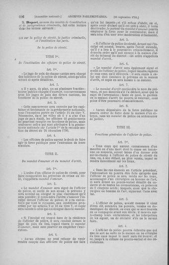 Tome 30 : Du 28 août au 17 septembre 1791 - page 696