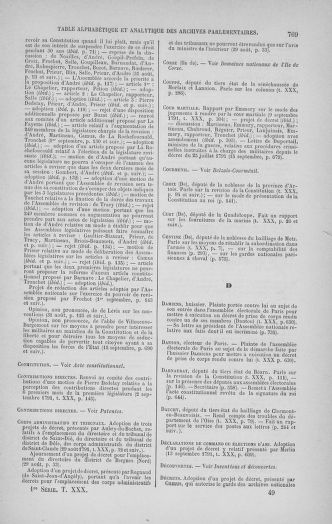 Tome 30 : Du 28 août au 17 septembre 1791 - page 769