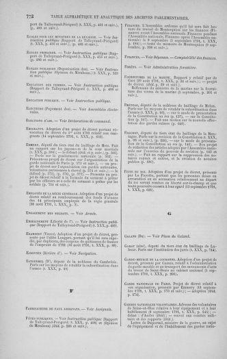 Tome 30 : Du 28 août au 17 septembre 1791 - page 772
