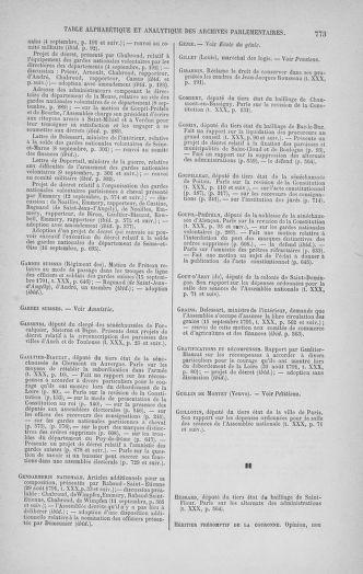 Tome 30 : Du 28 août au 17 septembre 1791 - page 773