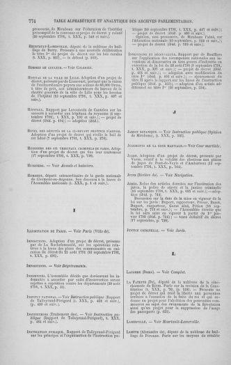Tome 30 : Du 28 août au 17 septembre 1791 - page 774