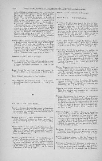Tome 30 : Du 28 août au 17 septembre 1791 - page 776