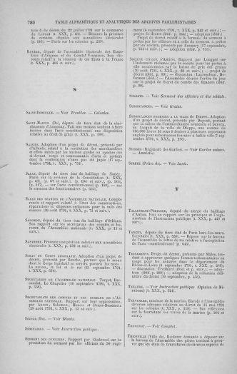 Tome 30 : Du 28 août au 17 septembre 1791 - page 780