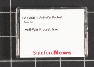 Anti-War Protest, Iraq