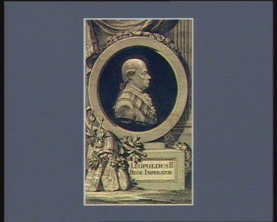 Leopoldus II Rom. Imperator [estampe]