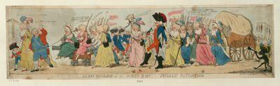 Le  Roi esclave ou les sujets rois female patriotism : [estampe]