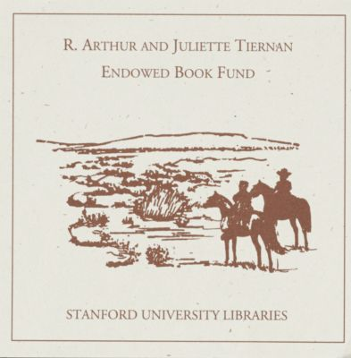 R. Arthur and Juliette Tiernan Endowed Book Fund