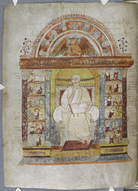 Cambridge, Corpus Christi College, MS 286: Gospels of St Augustine