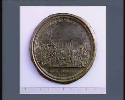 ARRIVEE DU ROI <em>A</em> PARIS LE 6 OCTOBRE // 1789