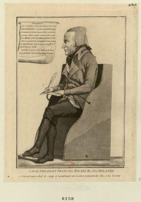 Louis Philibert François Rouxel Blanchelande ci-devant marechal-de-camp et lieutenant au gouvernement des Iles sous le vent : [estampe]