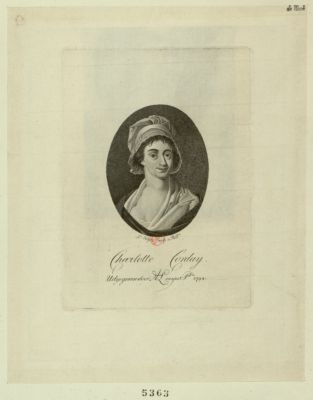 Charlotte Corday [estampe]
