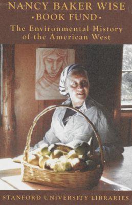 Nancy Baker Wise Book Fund