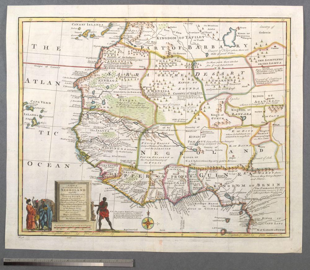 Region: Africa--Maps - Maps of Africa: An Online Exhibit