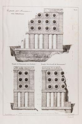 Porta Prenestina, Sepolcro Marco Virgilio Eurisace