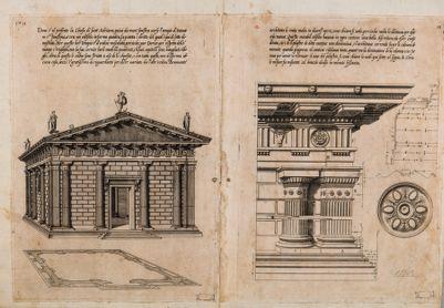 Foro Romano, tempio non identificato