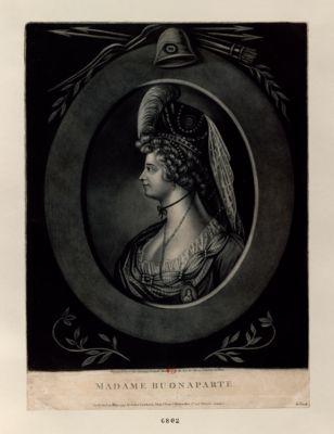 Madame Buonaparte [estampe]