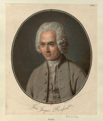 Jean Jacques <em>Rousseau</em> [estampe]