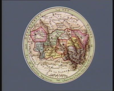 Departement des Vosges [estampe]