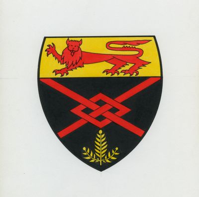 Stanford University. Graduate School of Business. Coat of Arms