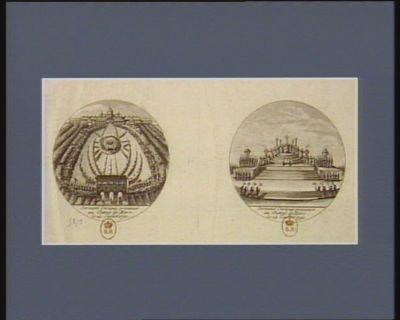 Serment civique prononcé au Champ de Mars, le 14 juillet 1790 [estampe]