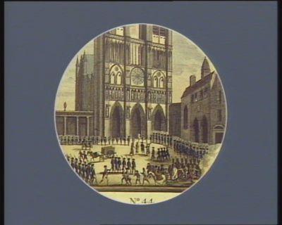 N.o 44 19 février. Thomas Mahy de Favras, l'un des principaux agens de l'aristocratie... : [estampe]