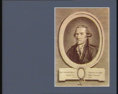 Den. Lemarechal négociant de Rugles député du baill. d'Evreux, né le 2 j.er 1755 : [estampe]